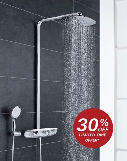 GROHE Spa Flagship Store Exclusive Offer