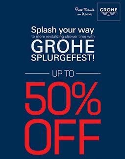 GROHE Splurgefest