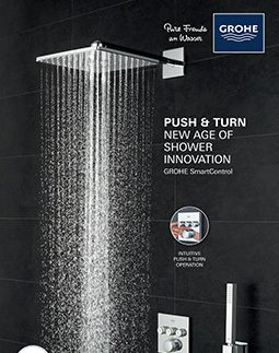 GROHE SHOWER SYSTEM EXCLUSIVE OFFER
